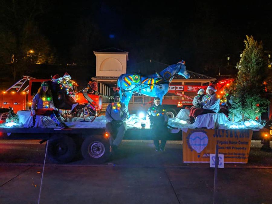 Buena Vista Christmas Parade 2020 Balloons Over Rockbridge   Community Involvement